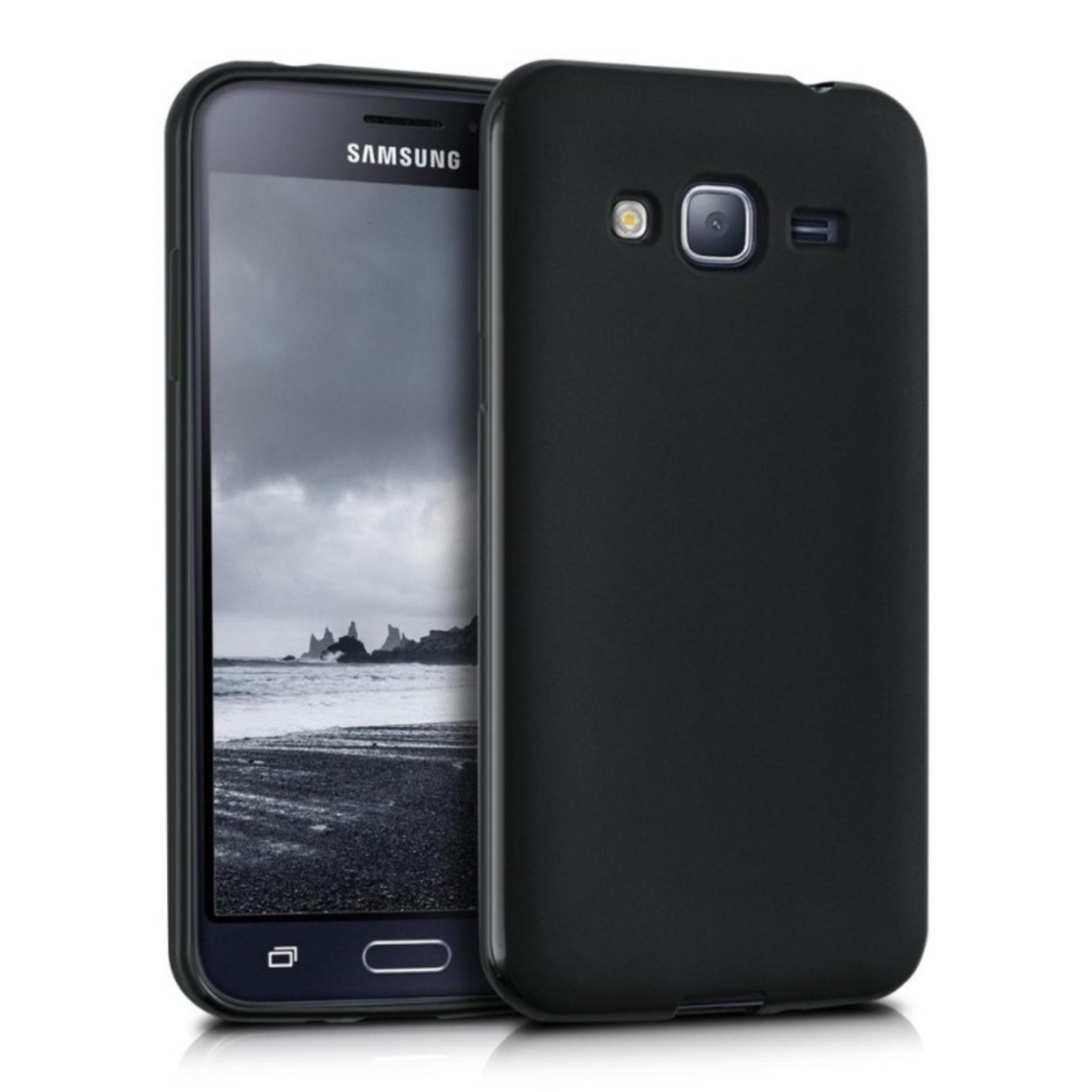 Kondom Hp / Softcase / Casing Ultraslim Case Matte Black Space Untuk Samsung Galaxy Grand 1 / i9082 / Grand Duos / Grand Z
