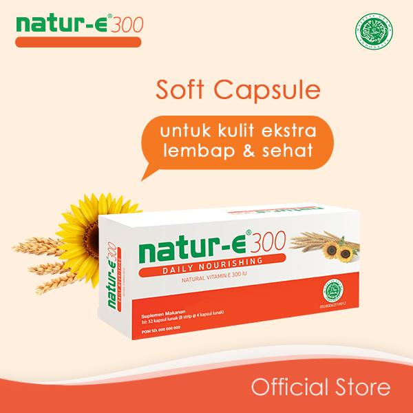 Natur-E Nourishing 300 Iu 32s By Natur-E Official Store.