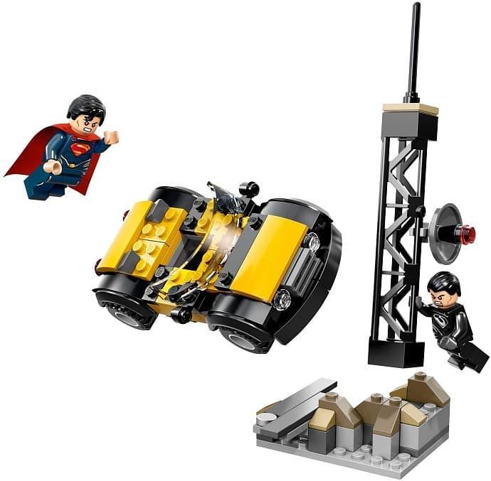 TERLARIS  LEGO 76002 : Superman Metropolis Showdown