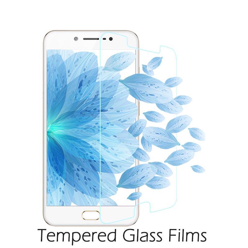 For BBK Vivo V5 Vivo Y67 5.5 inch Tempered Glass Screen Protector Guard Film