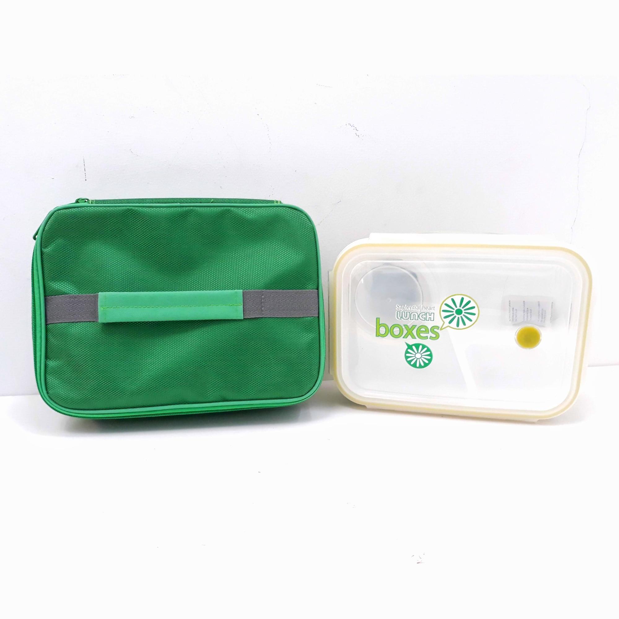 Jual Produk Yooyee Kotak Makan New 578 Lunch Box Bento Bekal Anti Bocor Set Tempat Sup Dan Tas Polos Single