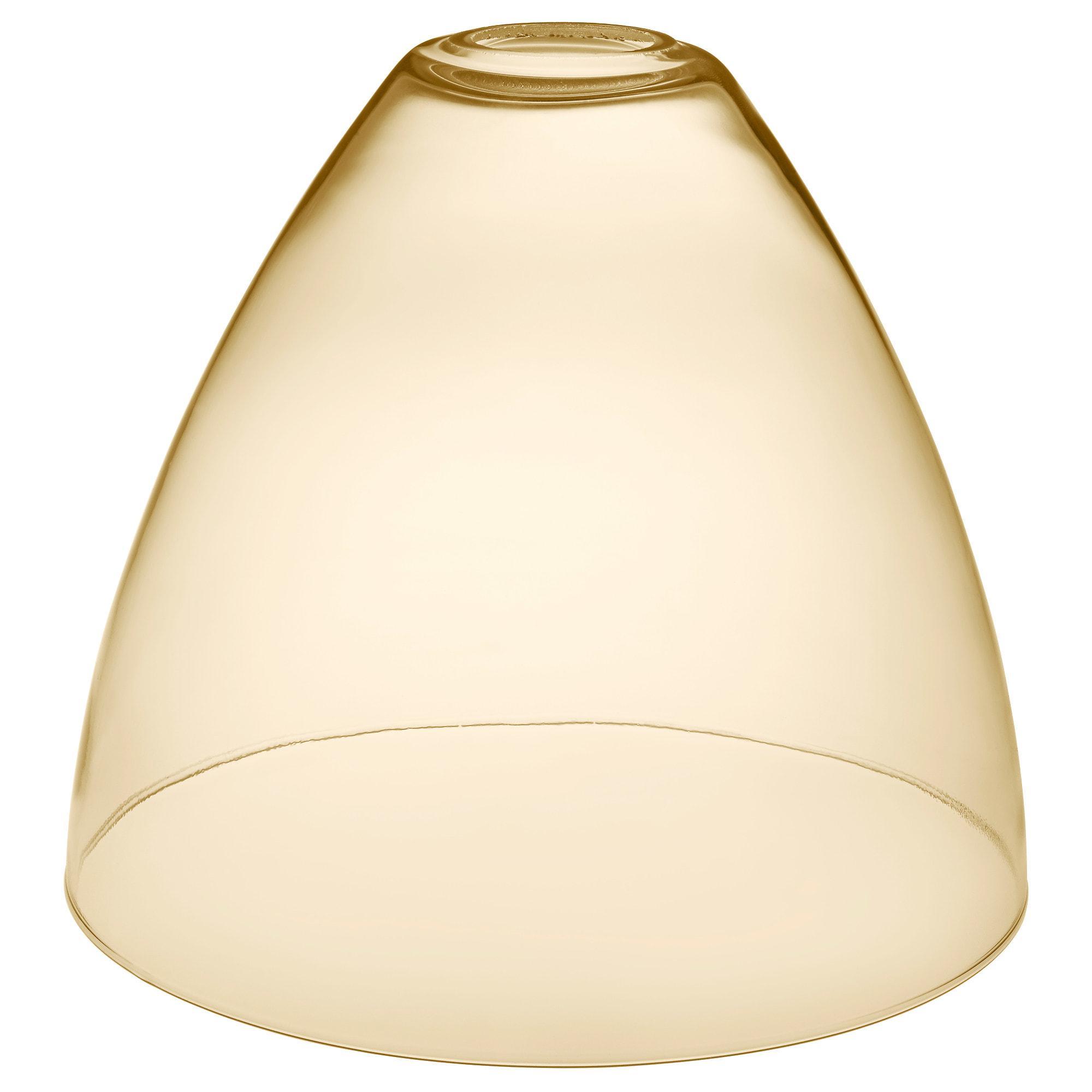 PROMO!! IKEA ANDMAT Kap Lampu Gantung Cokelat Muda  MURAH /  BUBBLE 3 LAPIS / ORIGINAL / IKEA ORIGINAL