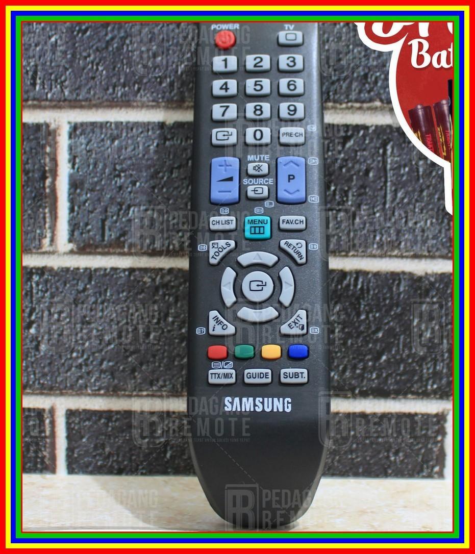 Remot Remote TV Samsung LCD LED KW