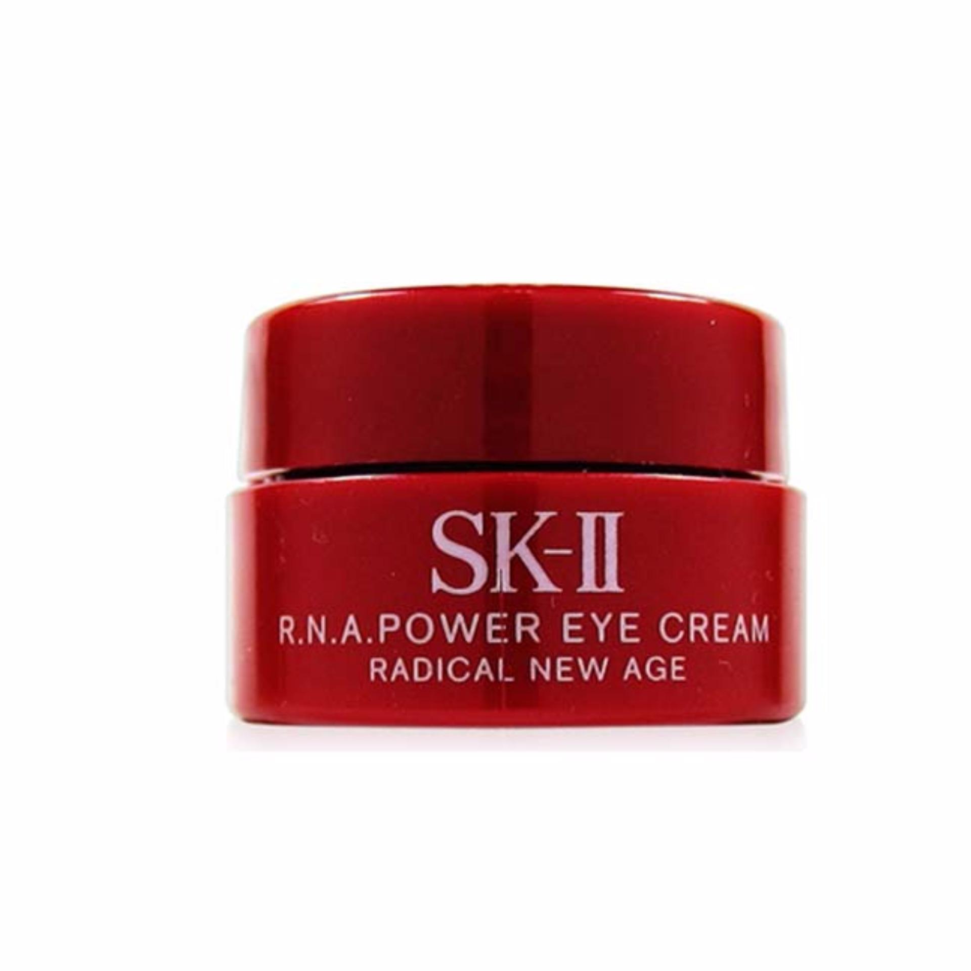 SK-II R.N.A Power Eye Cream 2,5gr 1pcs