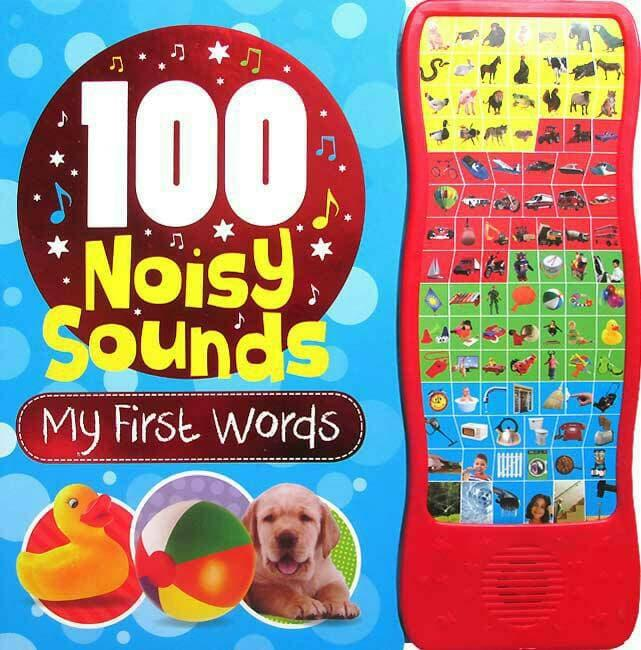 Terlaris 100 Noisy Sounds My First Words Board Book With 100 Sound Buttons Stories For Kids Harga Grosir By Paloegada.
