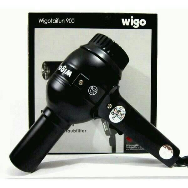 TS Original Hairdryer Wigo Taifun 900 Perfect Hair Dryer Angin Panas Dan Dingin