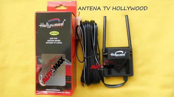 Antena Mobil Hollywood By Monza Variasi.