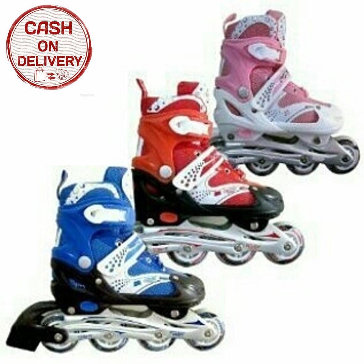 Kado Unik-- Sepatu Roda Anak   Sepatu Roda Bahan Pvc   Sepatu Roda Outdoor 11a996a4dc