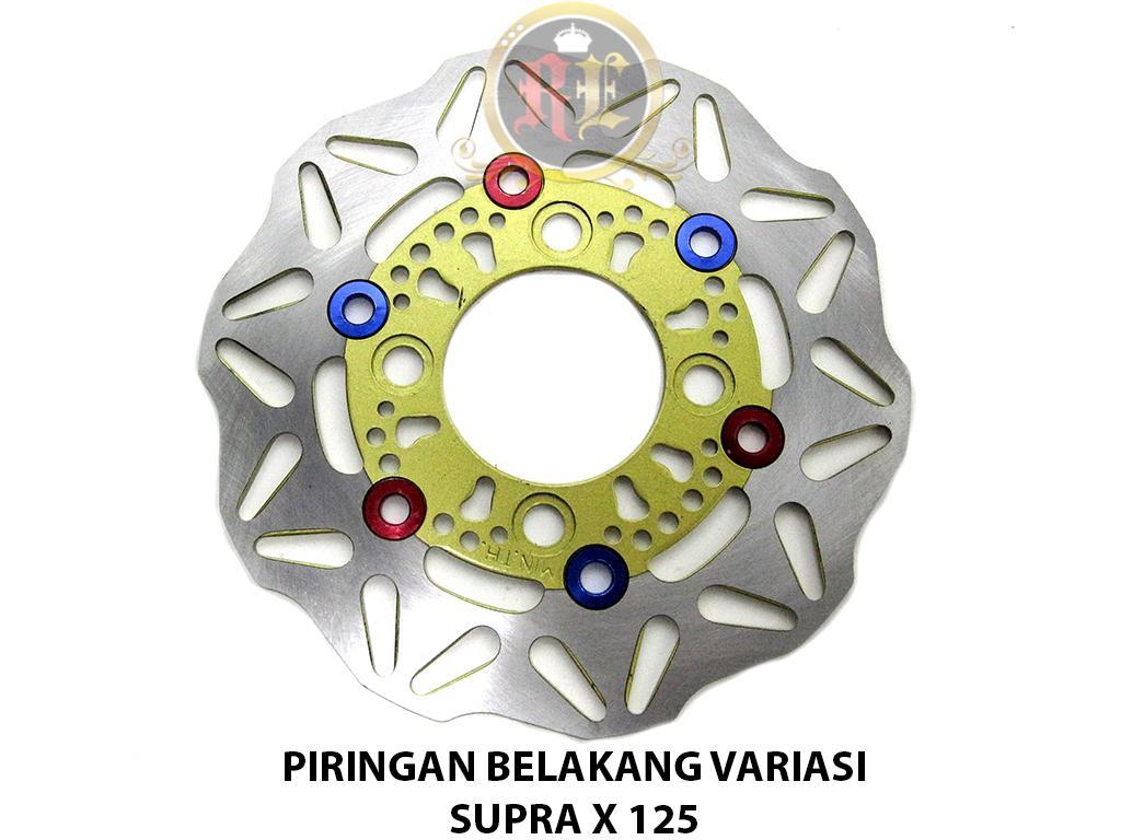 Piringan Belakang Variasi Supra X 125 By Universal Market.
