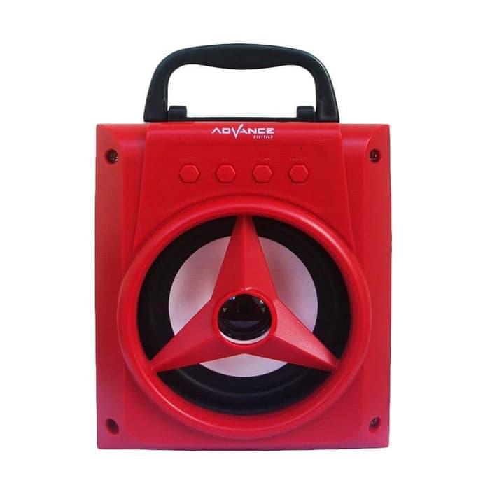 Speaker Aktif Portable Advance H-14 USB - Speaker -  Audio -  Elektronik Terbaru - Speaker Aktif - Best Seller - Speaker Usb  - Speaker Laptop - Speaker Murah - Speaker Portabel