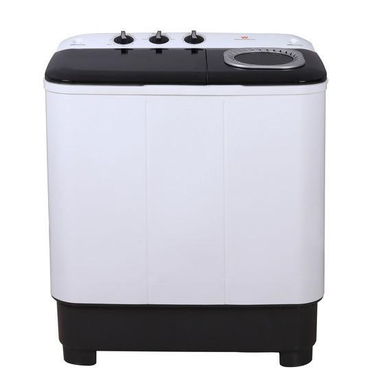 Electrolux WW-TT 110 Mesin cuci 2 Tabung 10KG Hitam kombi khusus JABODETABEK