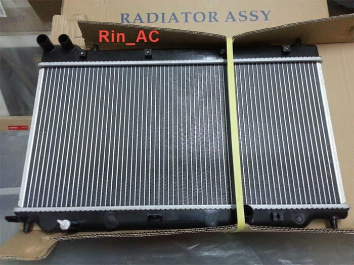 Radiator Honda Jazz Gen 1 tahun 2004-2007 Manual (MT) IDSI/VTEC