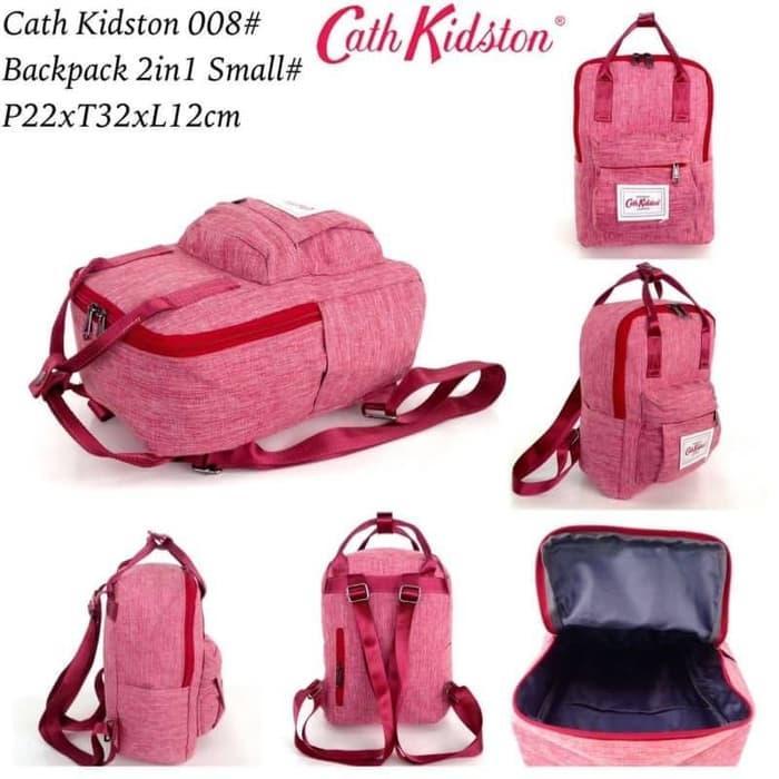 ORIGINAL!!! Tas Ransel Cath Kidston 008# Backpack 2in1 Small# - ZU77CO