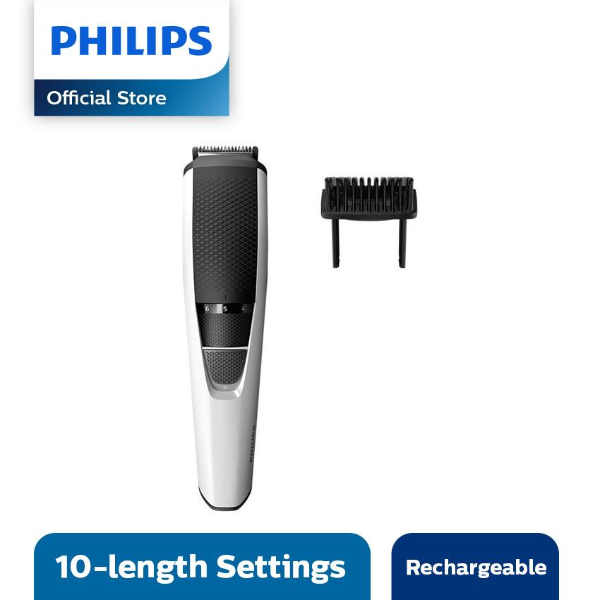 Philips Beard Trimmer Pencukur Jenggot Series 3000 BT3206 14 de5d84214c