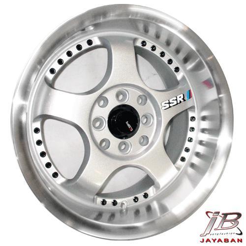 Velg racing ring 15 inch Rep. SSR Professor Lebar Belang PCD 4x100 / 4x114.3 / H8
