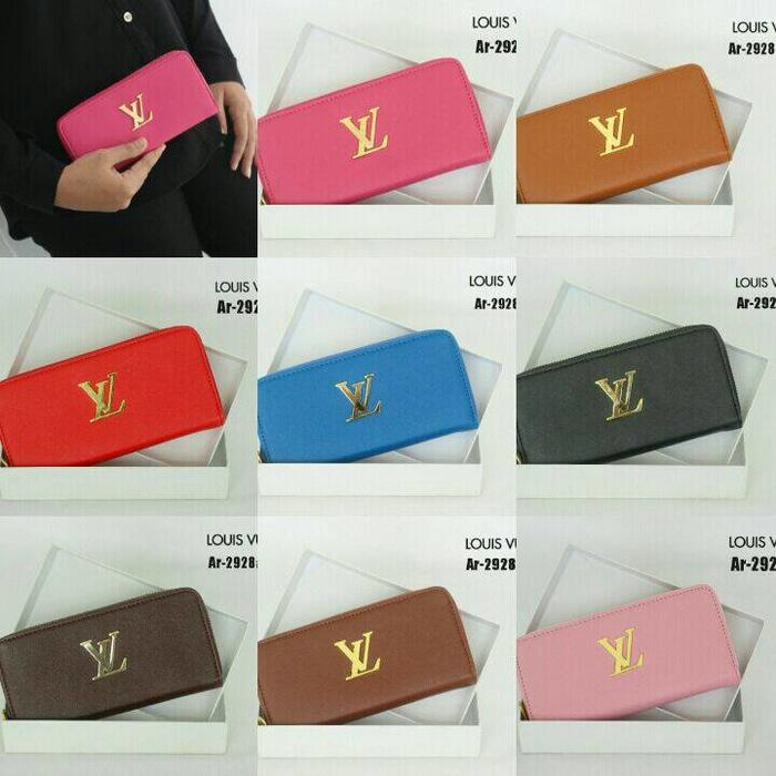 DOMPET BATAM BRANDED LOUIS VUITTON RESLETING AR 2928