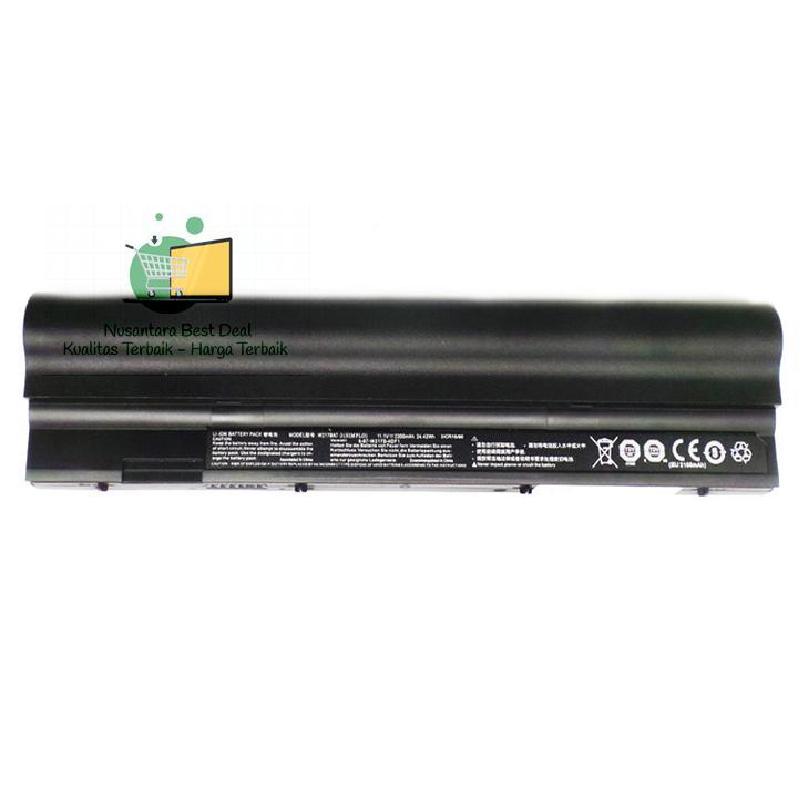 Baterai / Batre Laptop Axioo Pico CJM Clevo W217 4 Cell Ori