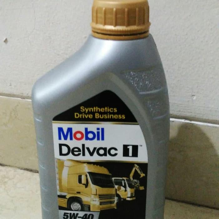 Mobil Delvac 1 5W-40 DIESEL
