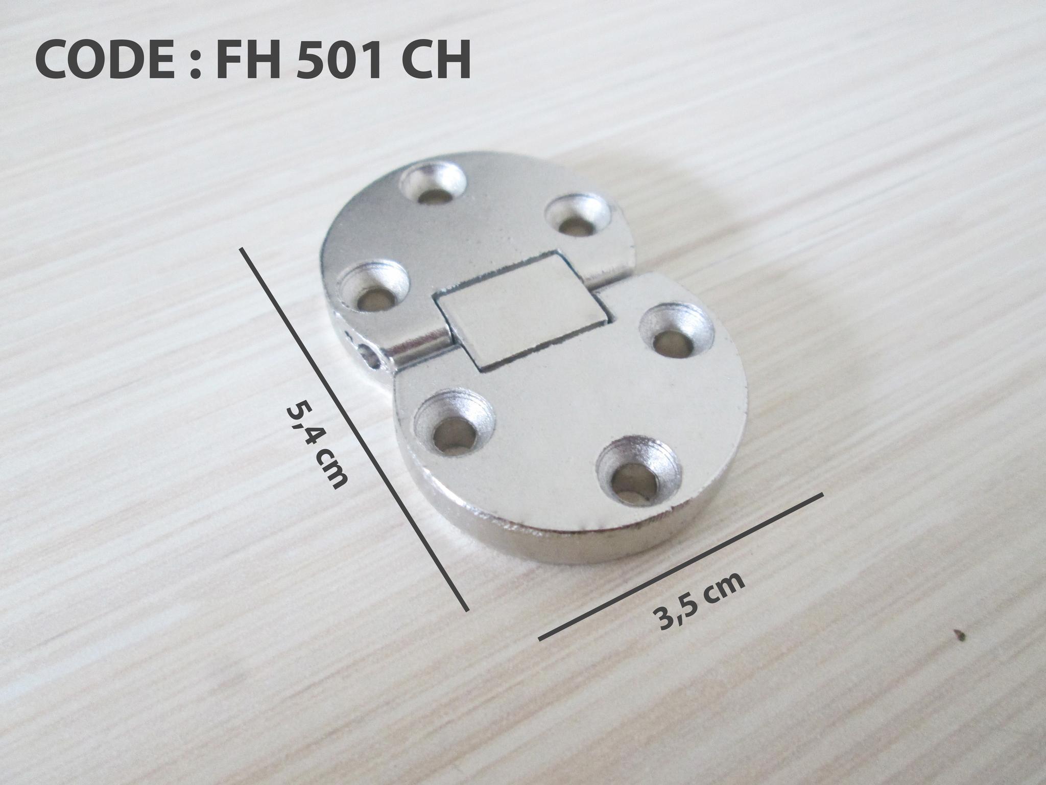 Engsel Meja Lipat/ Engsel Flap Hinge/ FH 501CH NEW