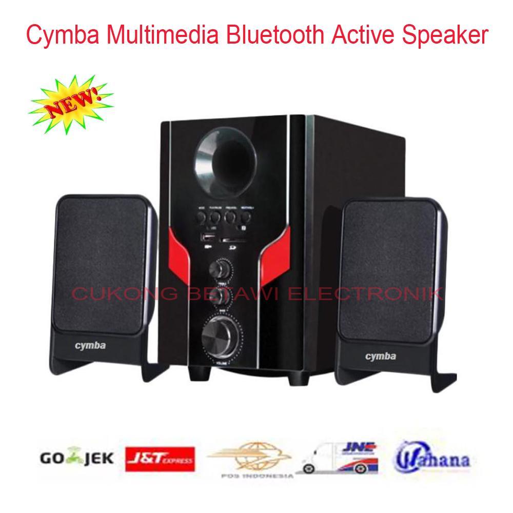 Cymba Multimedia Bluetooth Active Speaker-Promo