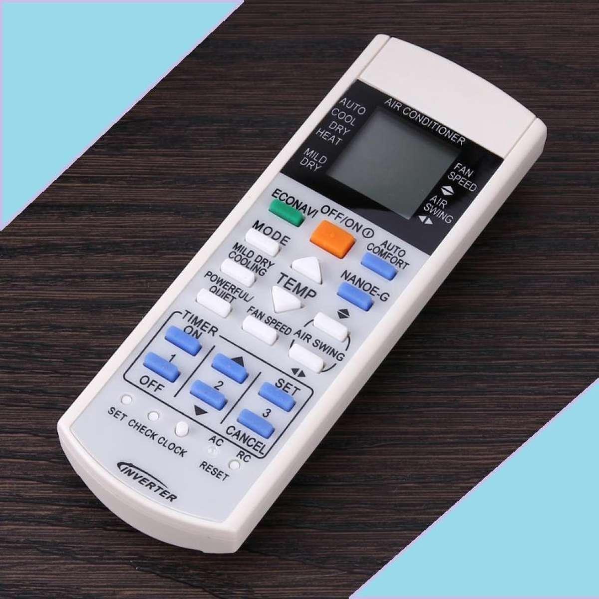 Air Conditioning Panasonic Cs Yn9skj Ac Split 1 Pk Standard R32 Jakarta Only Remote Control Remot