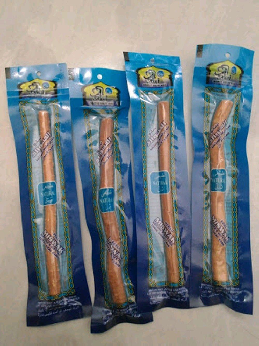Buy Sell Cheapest Siwak Miswak Khair Best Quality Product Deals 5 Batang Basah Kayu Al Peelu Original Pakistan
