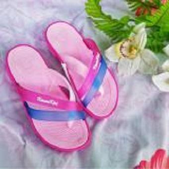 Termurah-Jelly Shoes Flip Flop, Sandal Selop & Sandal Anak Perempuan .