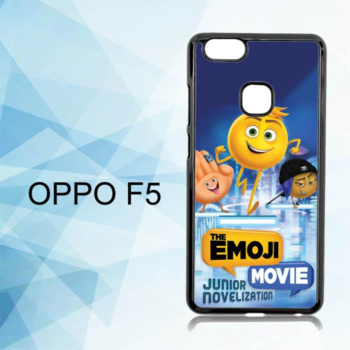 Casing For Oppo F5 The Emoji Movie E1766