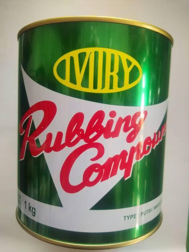 compound rubbing ivory / kompond poles HOT