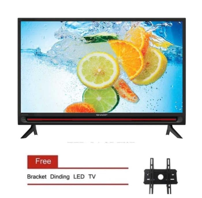 SHARP LED TV LC-32SA4102I (32) USB MOVIE Garansi Resmi