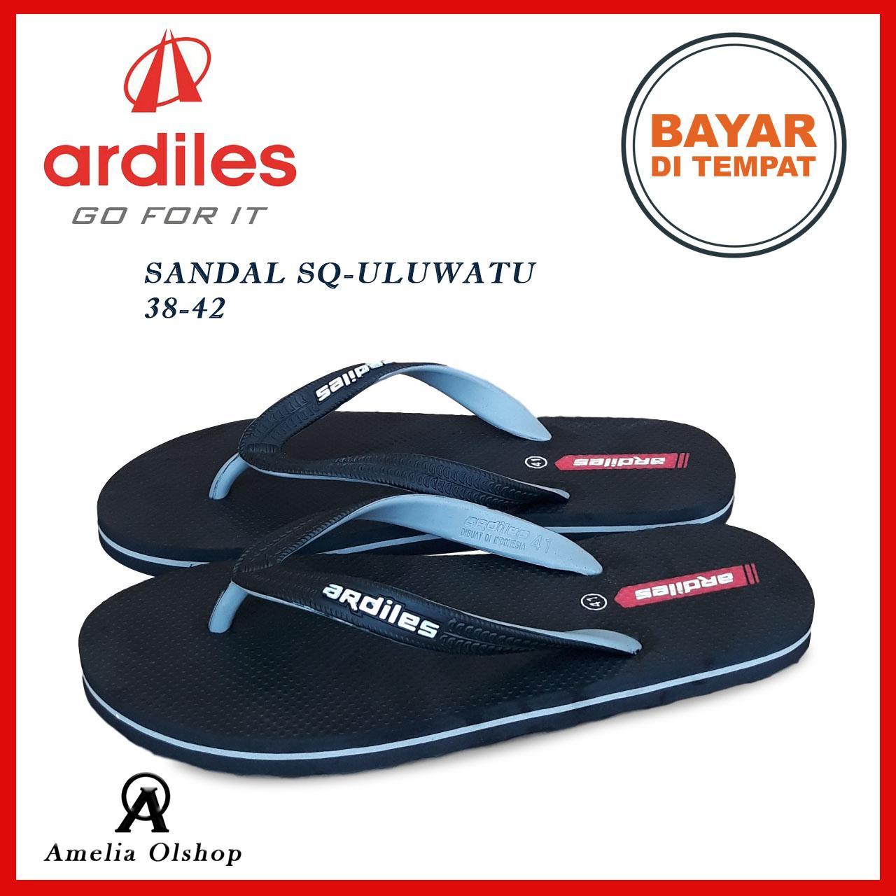 Amelia Olshop - Sandal Jepit SR ULUWATU 38-42 / Sandal jepit pria/ Sandal Pria / Sandal jepit cowok / Sandal cowok / Sendal cowok