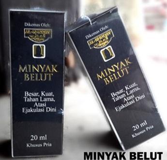 [COD] MINYAK BELUT ( Original ) - 20 ml AL KHODRY Minyak ramuan tradisional tanpa bahan kimia