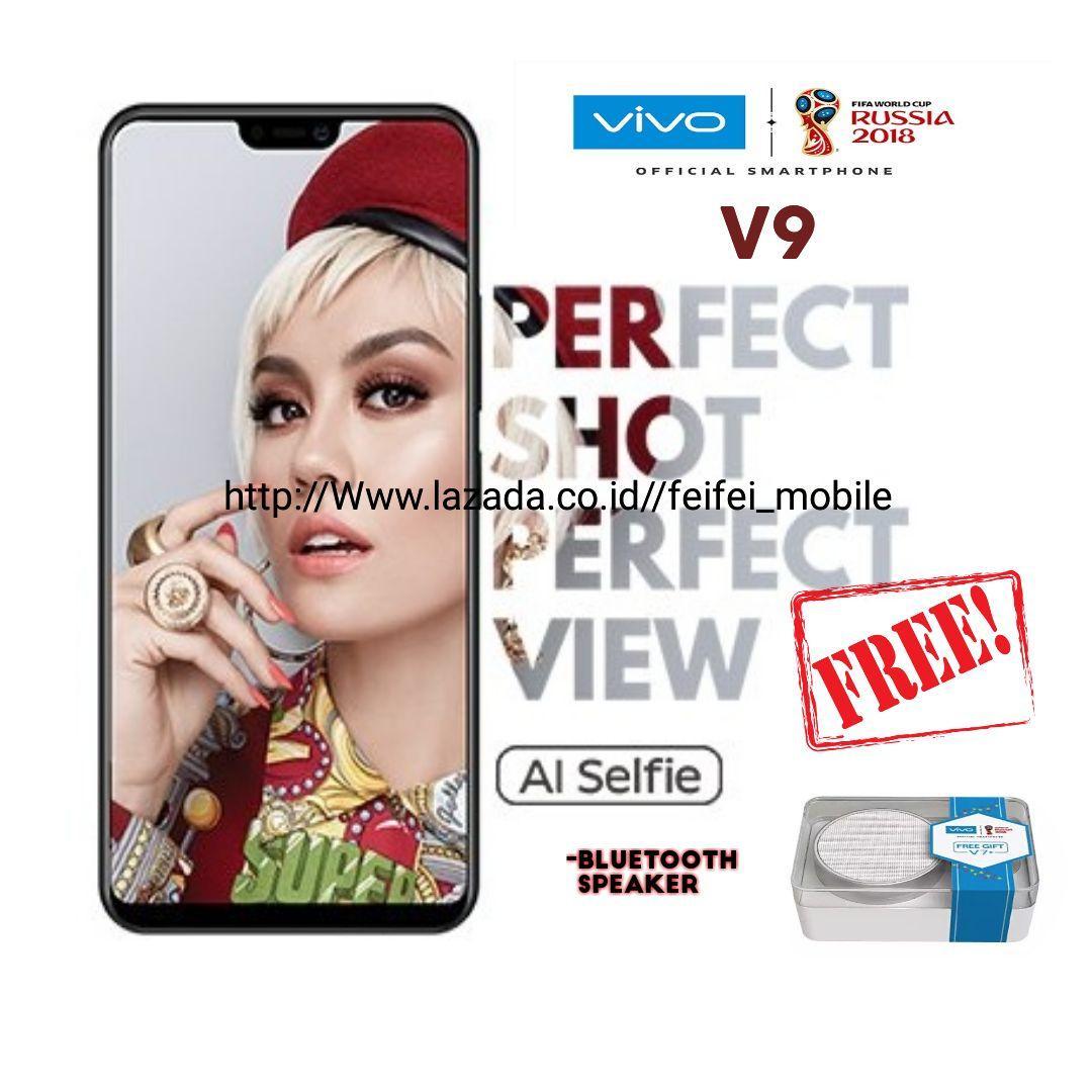 Vivo V9 ram 4GB - Rom 64GB + SpeakerBluetooth