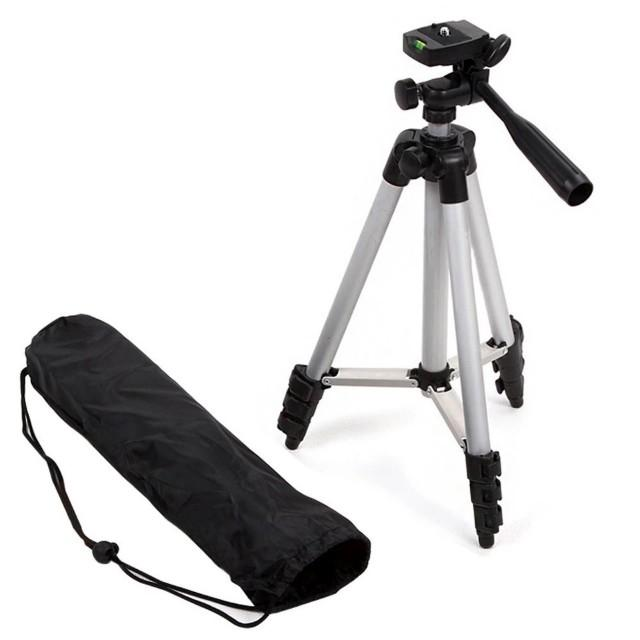 Tripod Stainless Weifeng WT-3110A For Smartphone & Camera - Free Holder U