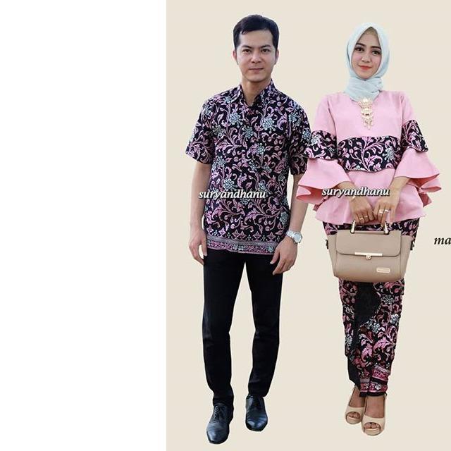 Riuisme - Couple Kebaya / Baju Kondangan / Baju Batik / Baju Gamis / Sarimbit Batik