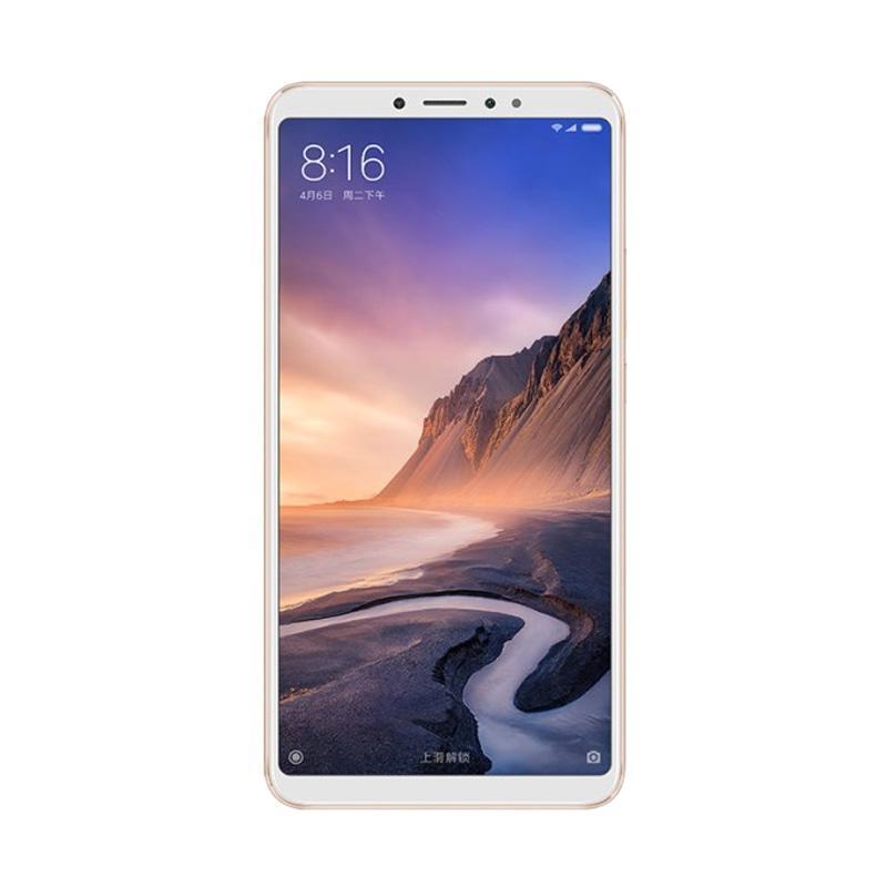 Xiaomi Mi max 3 [RAM 4GB / ROMN 64GB] Grs Distributor