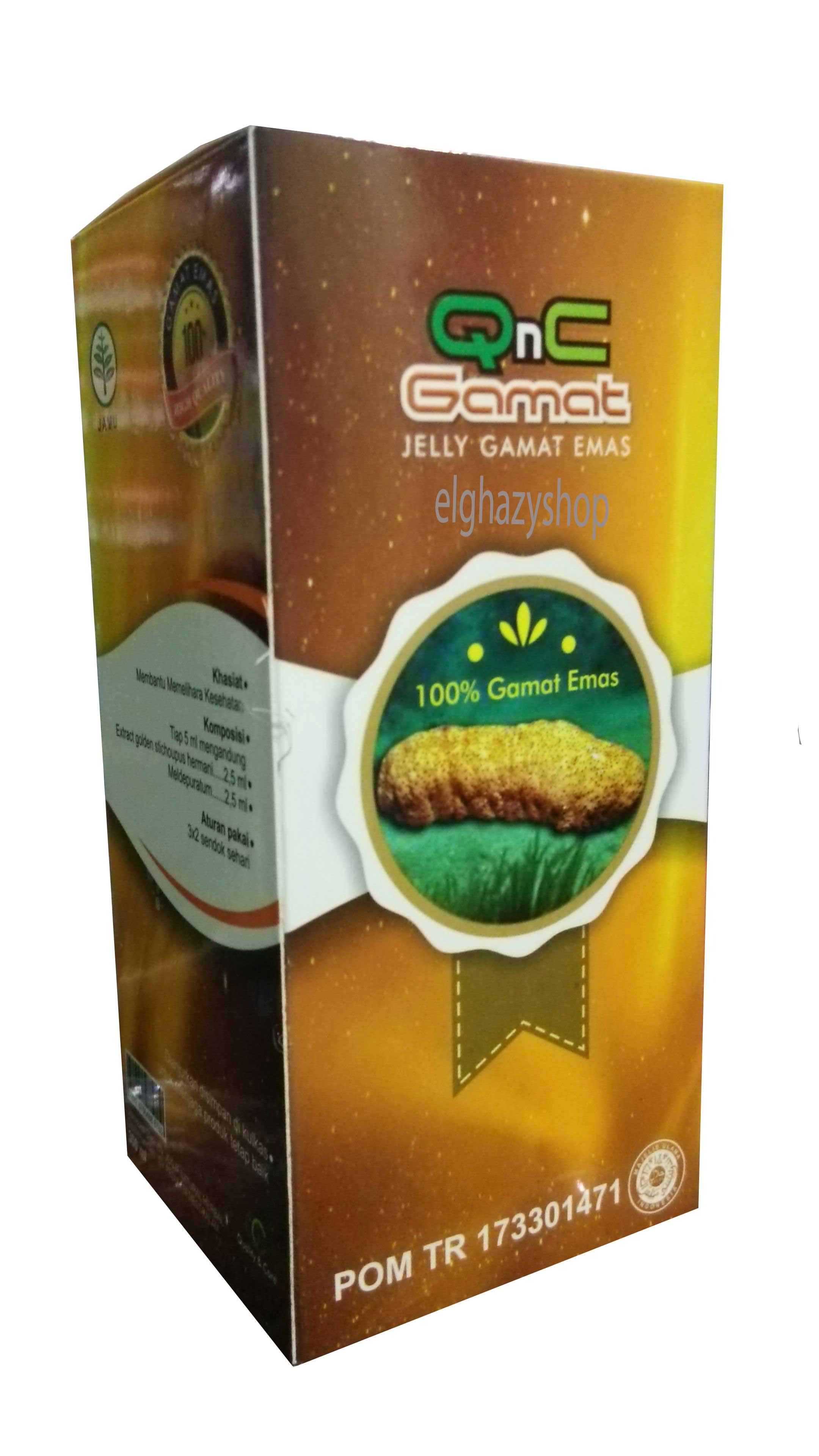 Buy Sell Cheapest Terlaris Ekstrak Gamat Best Quality Product Emas Gold Golden Isi 75 Kapsul Obat Osteoporosis Jelly Qnc Produk