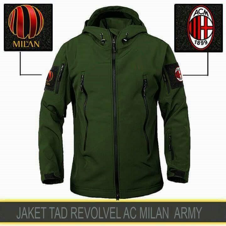 Jaket taktikal jokowi parasut hitam-army-grey-NAVY Milan M L XL XXL SIZE JUMBO