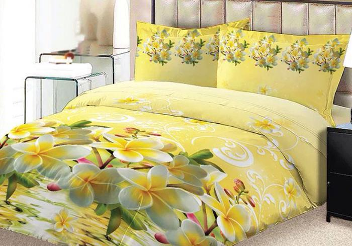 SPREI LADY ROSE CINDY No.1 KING 180 SEPRAI BUNGA CEMPAKA PUTIH KUNING Exclusive