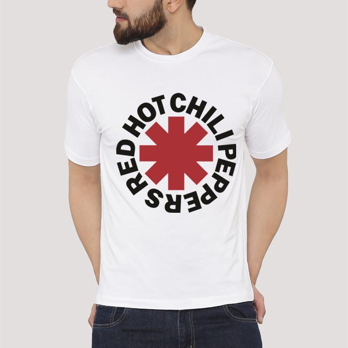 Merah Seksi Chili Pepper Kaos Merah Seksi Chili Peppers Lengan Bang Pendek Shopee LAZADA Satu Barang Juga Dikirim (Putih)