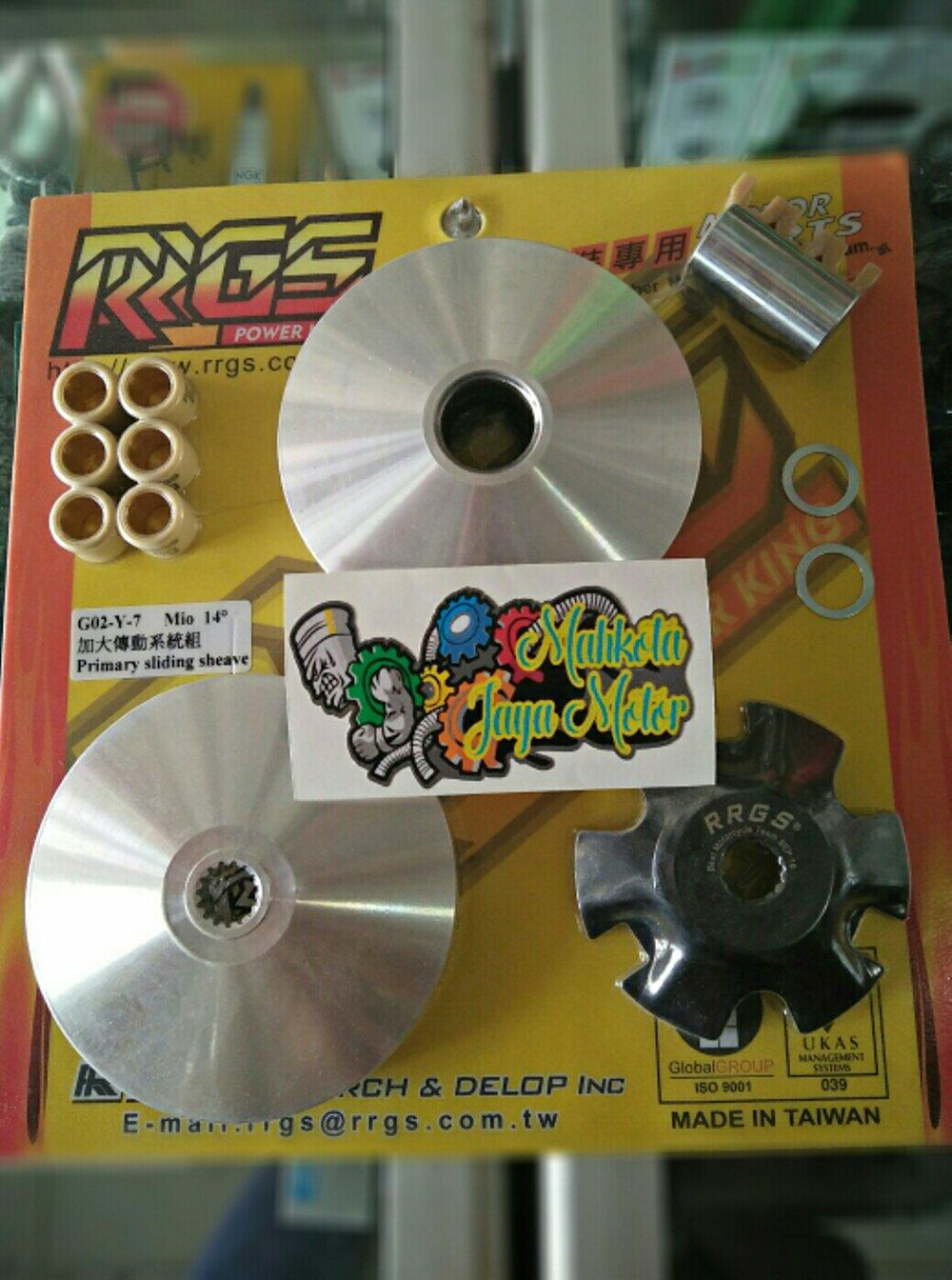 Buy Sell Cheapest Pulley Full Set Best Quality Product Deals Roller Beat Lama Mio Rrgspulley Setpulley