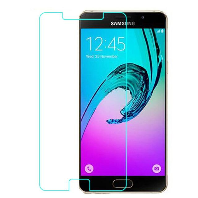 Mushroom - Anti Gores Kaca / Tempered Glass Kaca Bening Samsung Galaxy A9 Pro