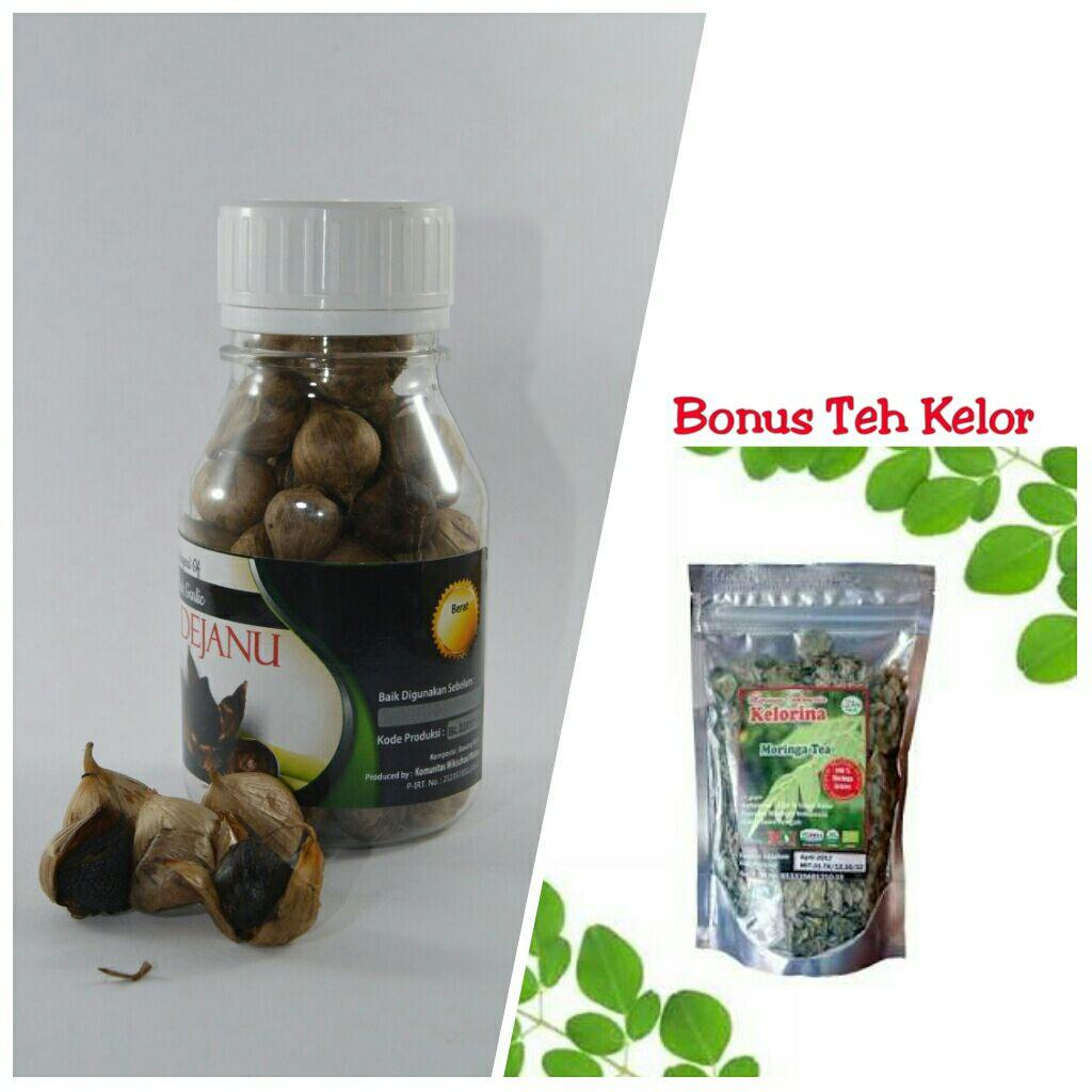 Buy Sell Cheapest Black Garlic Tunggal Best Quality Product Deals Bawang 500 Gr Hitam Lanang Teh Kelor