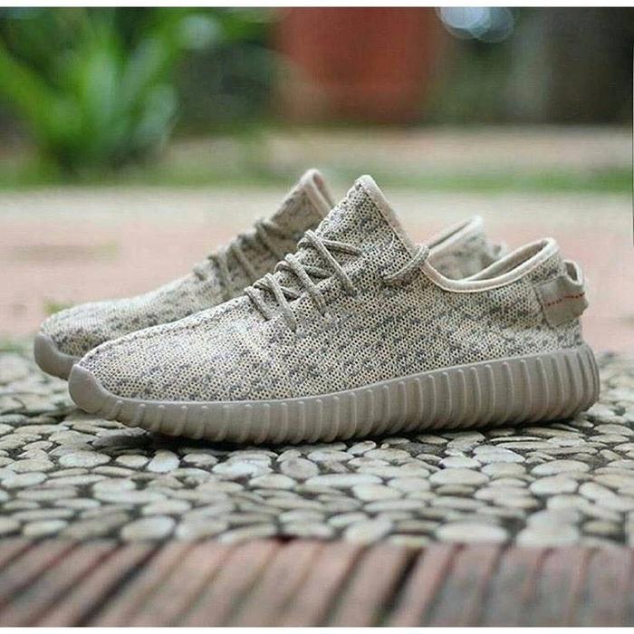 HOT SPESIAL!!! Sepatu Adidas Yeezy Import Original Boost 350 Oxford Tan Stok Terbatas