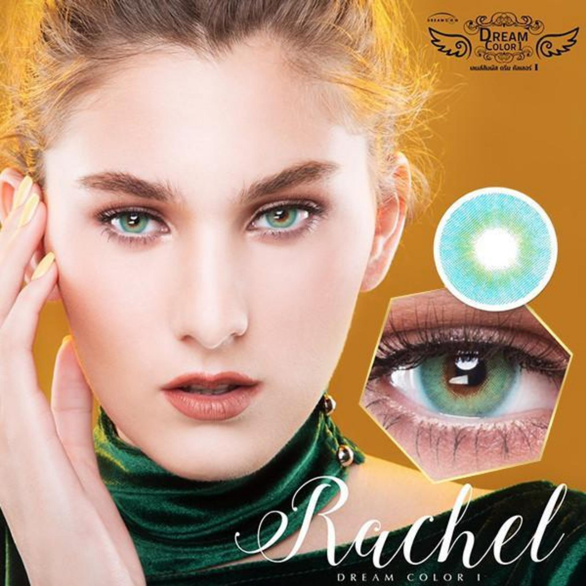 Rachel Softlens Dream Color + Free Lenscase - Blue