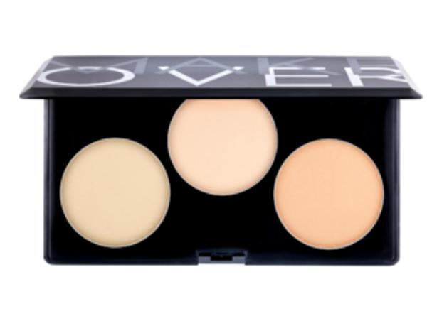 Diskon 10% Make Over Perfect Cover Two Way Cake Palette 3X12G - ready stock
