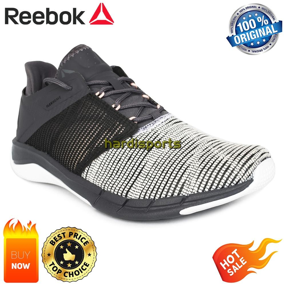 Sepatu Running Wanita Reebok FSTR Flexweave CN1404 - Grey 7f684dc390