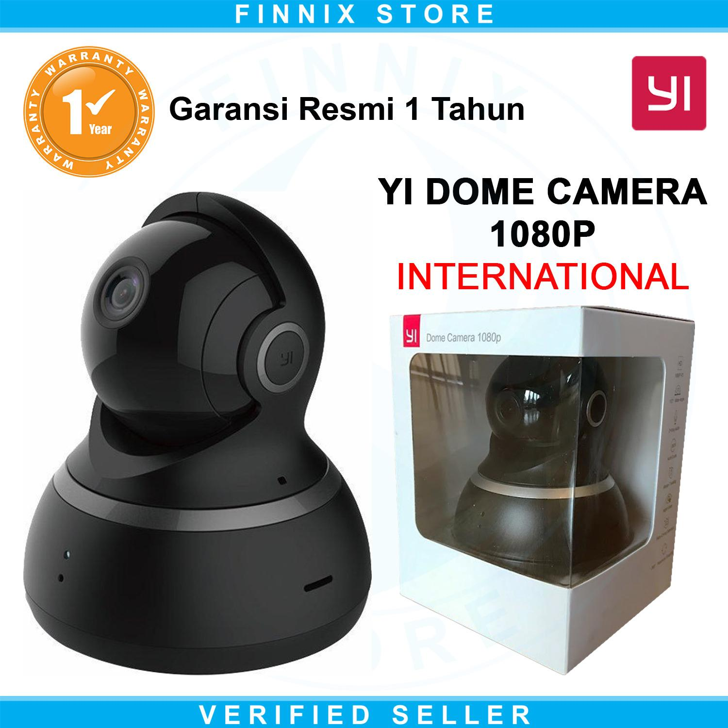 Xiaomi Yi Dome Camera 1080P Smart IP Camera CCTV English Version (International)