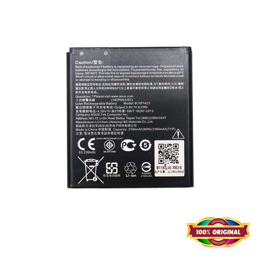 Original Battery for Asus Zenfone C / ZC451CG - 2160mAh - Garansi 1 Bulan