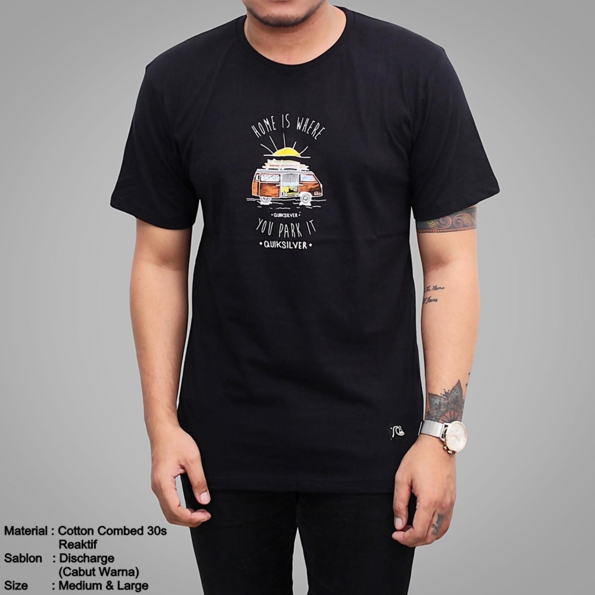 Tshirt Pria / Distro Pria / Baju Pria Premium / Kaos Pria Murah .